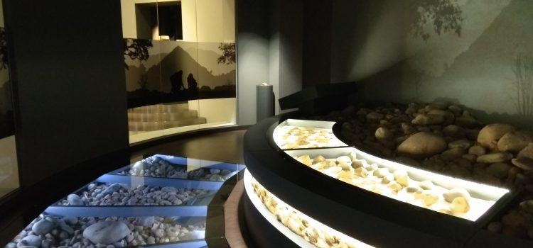 Museo de Prehistoria y Arqueología de Cantabria (MUPAC) w Santander – prehistoryczna sztuka ukryta w podziemiach