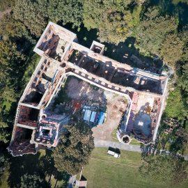 Badania archeologiczno-architektoniczne w Tworkowie